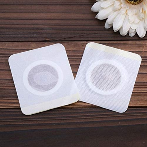 Chinese Medicine Weight Loss Navel Sticker Magnetic Slim Detox Adhesive Sheet Fat Burning Slimming Diets Slim Patch Pads