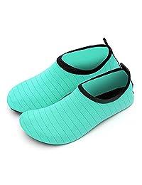 Traveling Dou Water Shoes,Barefoot Beach Sport Shoes,Quick-Dry,Aqua Yoga Socks for Women Men Kids