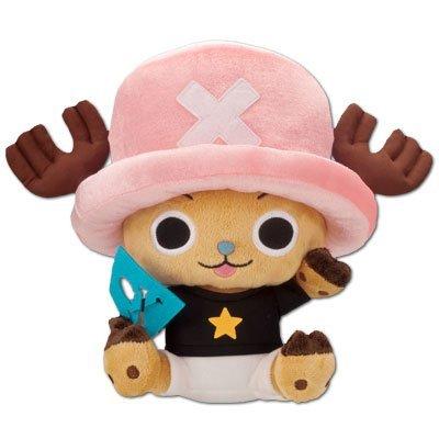 最もLottery Piece–マリンフォードHen [ C賞チョッパーTシャツぬいぐるみおもちゃ