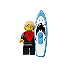 LEGO® Collectable Minifigure™ Series 17 - Professional Surfer
