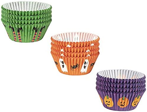 Halloween Cupcake Liners 300 Piece Decorations product image