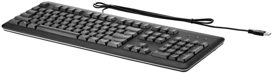 HP-CTO QY776AA#ABA USB Keyboard U.S