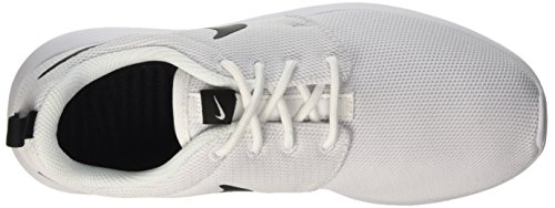 White NIKE black Sneakers One Weiß Damen Roshe White xPgPznOqA