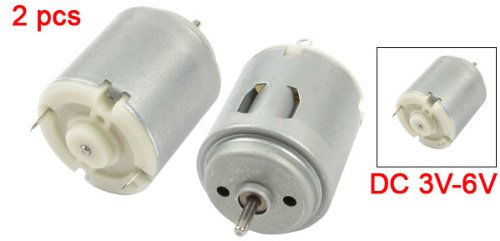 UXCE9 a13082000ux0006 Uxcell 2 Piece Uxcell R260 DC Mini Motor