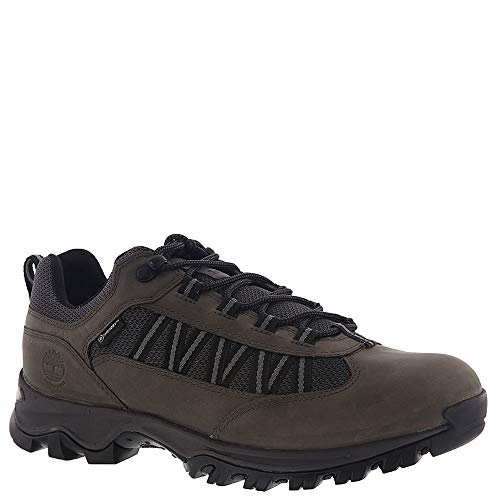 Timberland Mt. Maddsen Lite Low Waterproof Men's Oxford 8 2E US Grey ()