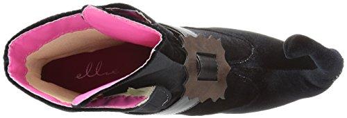 Ellie Shoes Women's 253-Irina Ankle Bootie Black 5wkZsGiKT