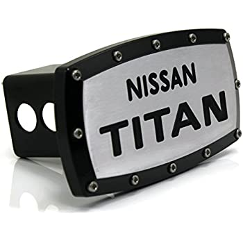 Amazon Com Dantegts Nissan Titan 2 Quot Tow Hitch Cover Plug