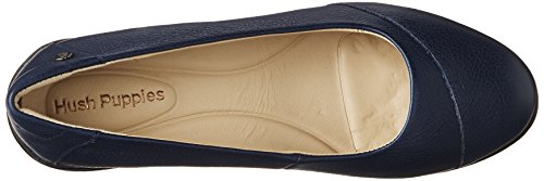 Hush Puppies Mujeres Linnet Bria Slip-on Loafer Navy