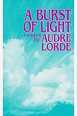 A Burst of Light Paperback