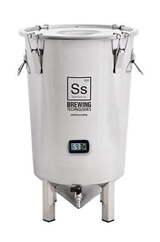 Brewmaster Bucket Fermenter by Ss Brew Tech