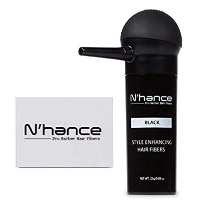 N'hance Pro Barber Hair Fibers