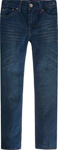 Levi's Boys' 511 Slim Fit Jeans,Del Rey, 14