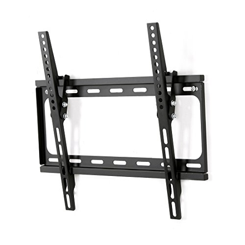 - Fleximounts Tilt TV Wall Mount Bracket for most 26-55 Inch Max 400x400mm for Flat Screen