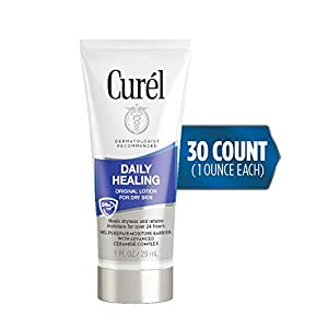 Curél Skincare Curél Daily Healing Body Lotion for Dry Skin, Travel Size Lotion Set, Body and Hand Lotion, with Advanced…