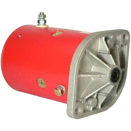 DB Electrical LPL0004 New Snow Plow Motor for Western & Fisher Snow Plow Applications, 46-2473 46-2584 46-3618, Mkw4009 1981-Up 1306415 M4-3499-00 A5819AM 430-22003 10712 10725 AMT0305 AMT0601 40008 (Replacement Plow Motor Snow)