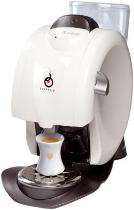Malongo EXP 240 cafetera Dose Espresso 16 Bars Oh Espresso. White ...