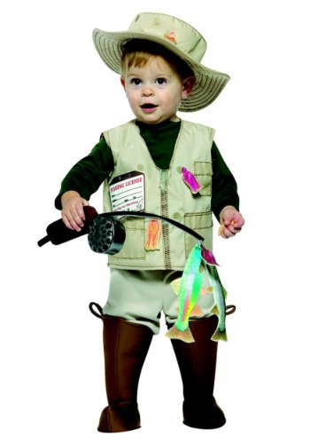 Future Fisherman Child Costume (Future Fisherman Toddler Costume - Toddler)