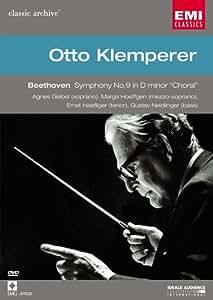 Otto Klemperer: Beethoven Symphony No. 9 [Import]