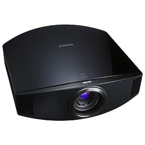 Sony VPL-VW95ES Proyector de cine en casa, 3D y Full HD, contraste 150.000:1, dos pares de gafas incluidos