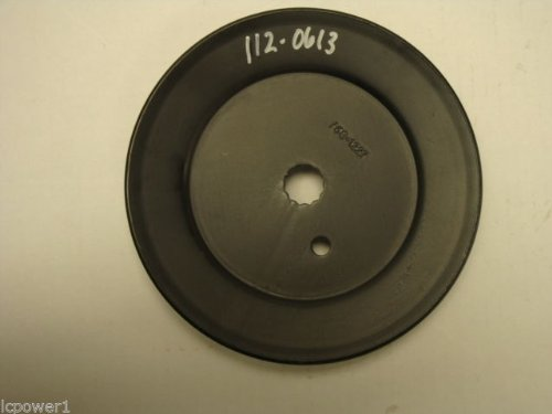 Replacement part For Toro Lawn mower # 112-0613 PULLEY-DECK