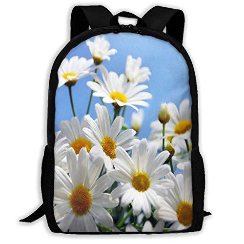 huatongxin Mochila, referencias de Flores en Pinterest, Mochila Escolar con Cremallera, Mochila de Viaje, Mochila de Gimnasio para Hombre y M