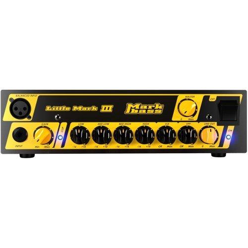 Iii Amplifier Head Bass (Markbass Little Mark III Bass Amp Head)
