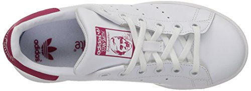 Footwear White adidas Stan Trainers Unisex Kids' Bold Footwear White Pink Smith White U77q1O