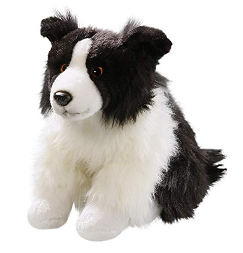 - Border Collie Dog 13 inches, 33cm, Plush Toy, Soft Toy, Stuffed Animal 2741