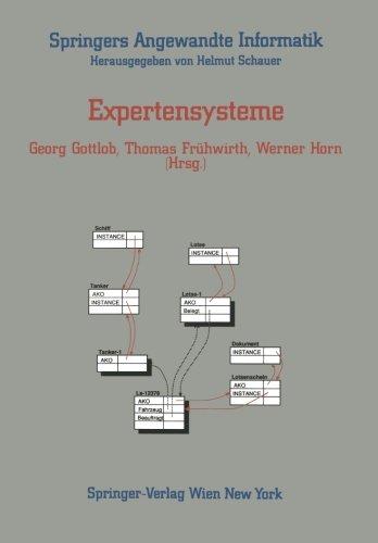 Expertensysteme (Springers Angewandte Informatik) (German Edition)