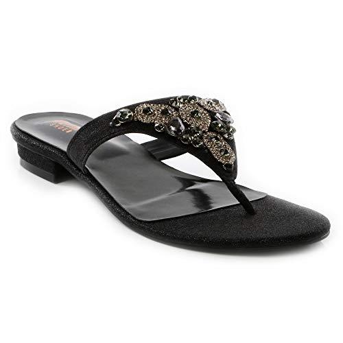 Noir Shoes Shalimar Sandales Plateforme Femme dIdwn7qC