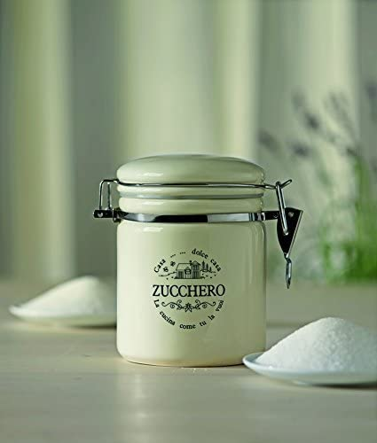 White Tognana Home Porcellana /& Dolce Casa di Campagna Home Porcellana