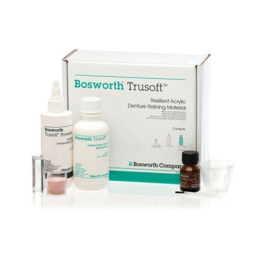 Bosworth 0921252 TRUSOFT Liquid, 4 oz. Capacity