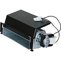ProCom FIB100 Dual Fuel soplador de chimenea Grande Negro, Plateado