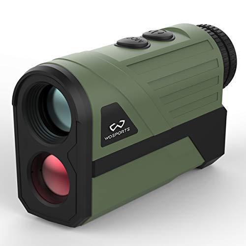 WOSPORTS Hunting Range Finder, U...