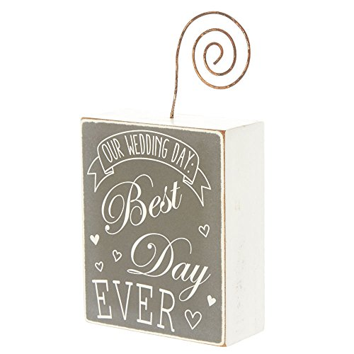 Icing Women's Best Day Ever Picture Holder