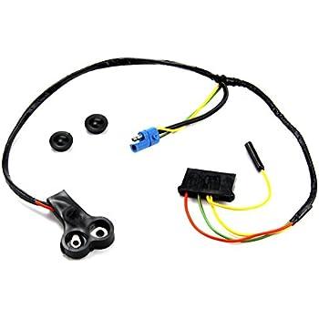 amazon com mustang alternator wiring harness big block v8
