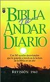 Biblia Tu Andar Diario, RV 1960 Staff, 078990425X