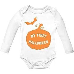 My First Halloween Baby Onesie