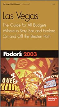 Book Las Vegas 2003 (Gold guide)