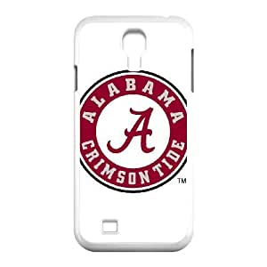 Alabama Crimson Tide Samsung Galaxy S4 90 Cell Phone Case White PhoneAccessory LSX_659338