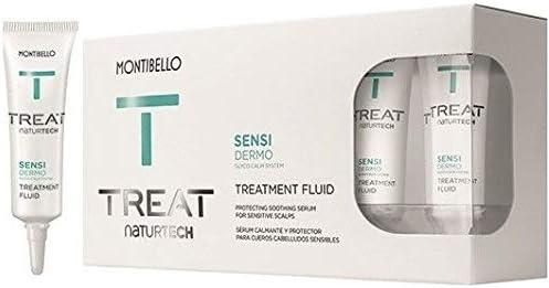 MONTIBELLO TREAT SENSI DERMO_Sérum calmante y protector para cueros cabelludos sensibles 10x12ml