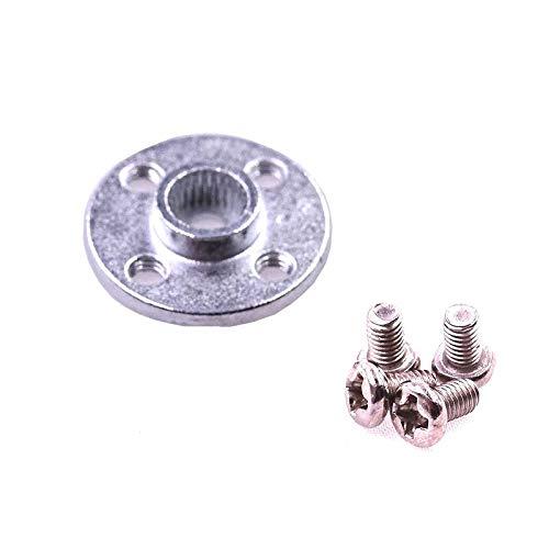 Metall Servo Horn 25t Scheibe Metall Servoarm Für RC-Servos Roboter Mg996