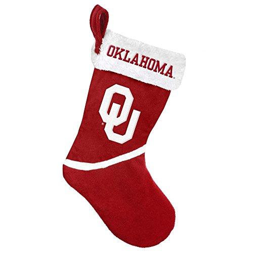 NCAA Oklahoma Sooners 2015 Basic Stocking, Red