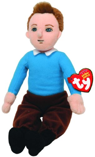 Ty Beanie Babies TinTin The Boy