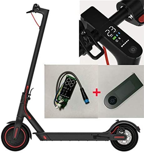 V GEBY Electric Scooter Circuit Board and Screen Cover Kit Cycling Bluetooth Circuit Board Accessories Kit Compatiable with Xiaomi M365 Pro Electric Scooter