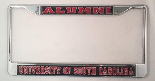 (University of South Carolina Alumni License Plate Frame)