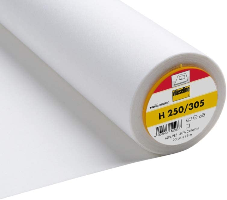 S520 FIRM single sided fusible// iron on interfacing from Vilene//Vlieseline