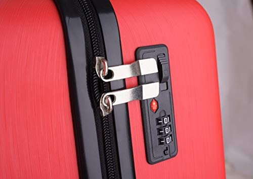 GaoMiTA Universal Wheel Trolley case Luggage Small Fresh Suitcase Size : M
