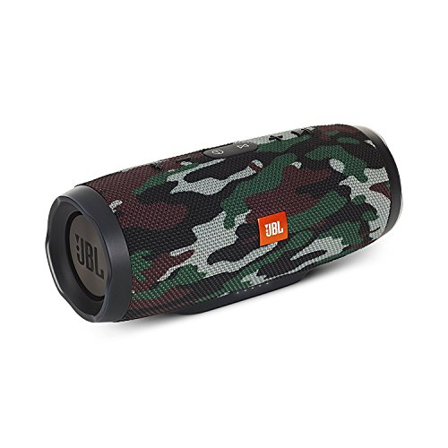 JBL Charge 3 Waterproof Bluetooth Speaker Camo (Large Image)