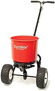 product image for Earthway 2600APlus 40lb. Walk-Behind Broadcast Spreader, Garden Seeder, Salt Spreader w/9-Inch Pneumatic Wheels, Made in America